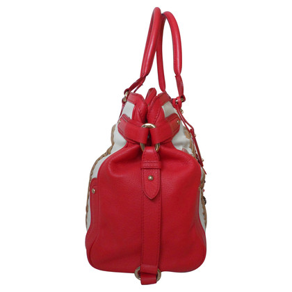 "Escada ""Margaretha Bag"" mit Applikationen"