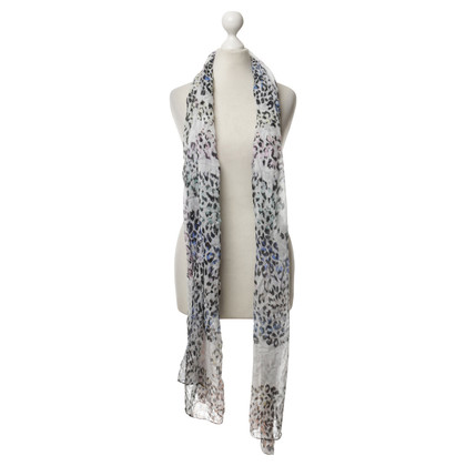 Lala Berlin Animal print scarf