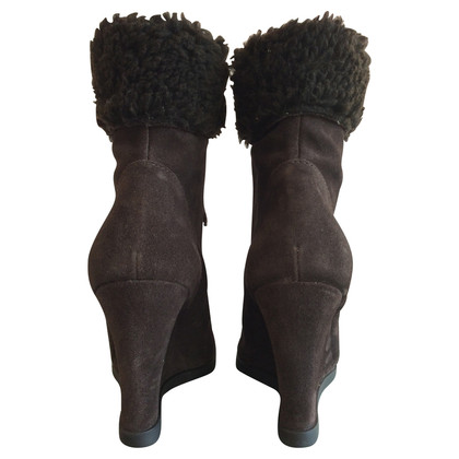 Juicy Couture Ankle boots suede