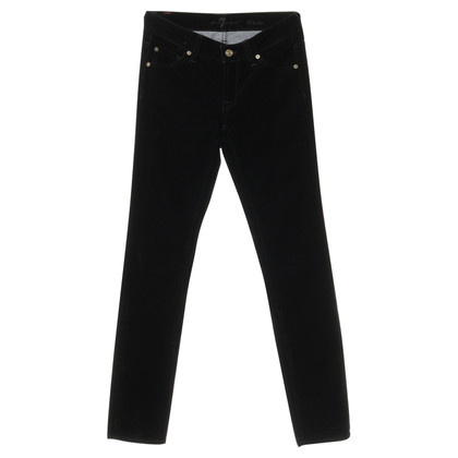 7 For All Mankind Pantaloni in velluto guardare