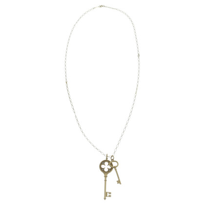 Tiffany & Co. Key Charms Necklace