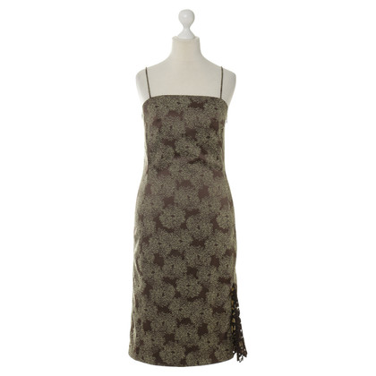 Christian Lacroix Dress with lace insert