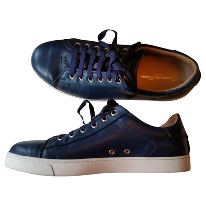Gianvito Rossi Sneakers in blue
