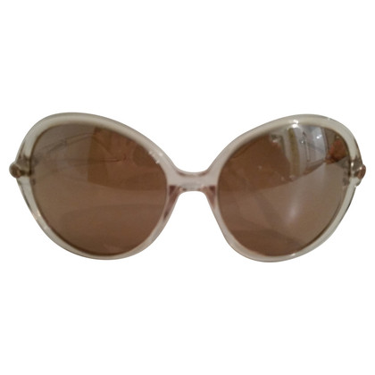 Céline Sonnenbrille in Transparent
