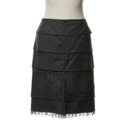 DKNY Gonna con pizzo