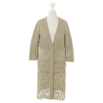 Escada Jacket with crochet-look