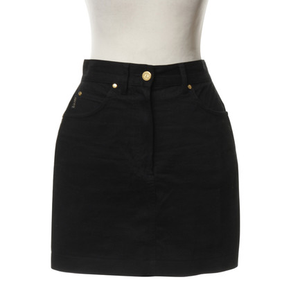Laurèl Mini rok in zwart