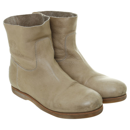 Shabbies Amsterdam Boots in beige