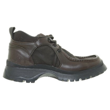 Prada Lace-up shoes in Brown