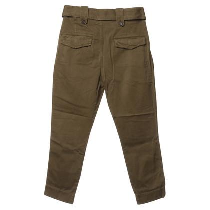 Isabel Marant Etoile Trousers in khaki