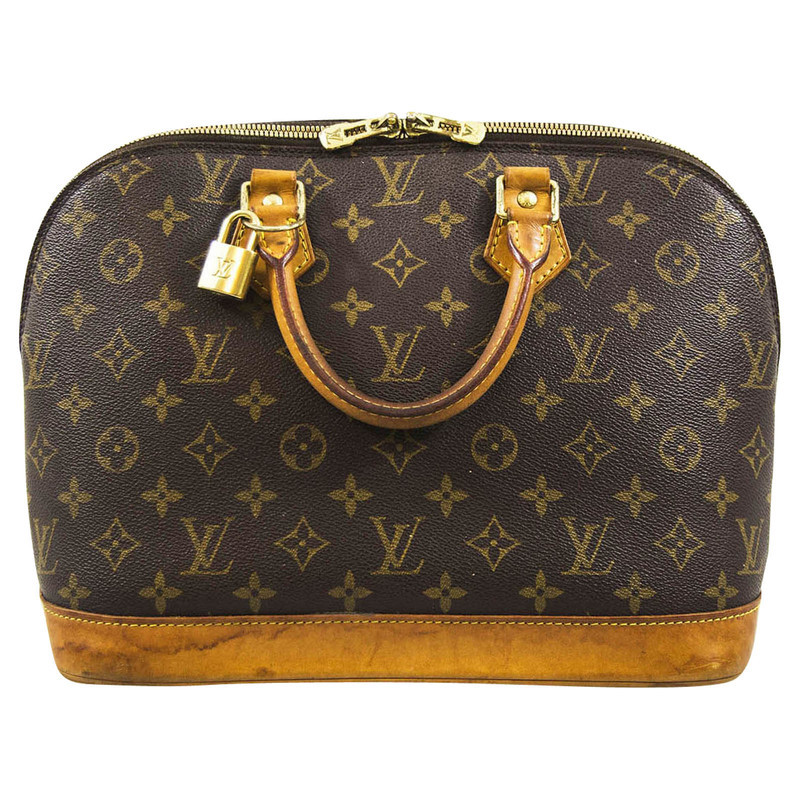 louis vuitton bag alma pm buy second hand louis vuitton bag alma pm for. Black Bedroom Furniture Sets. Home Design Ideas