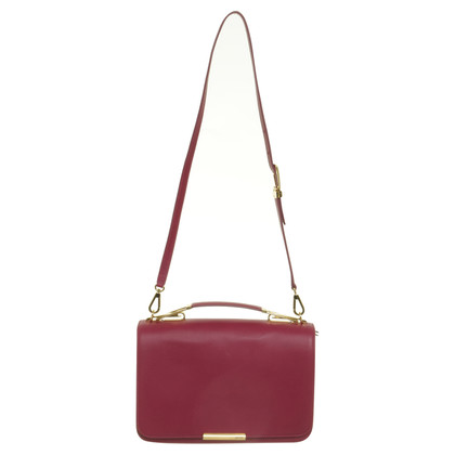 Emilio Pucci Fuchsia leather bag