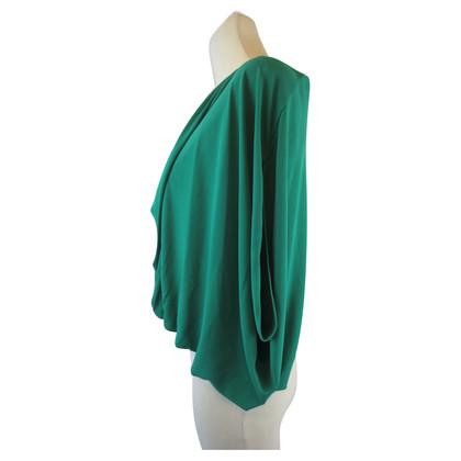 Plein Sud Wrap blouse