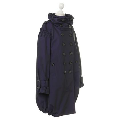 Burberry Coat in violet