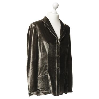 Armani Velvet blouse