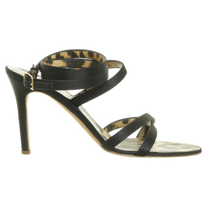 Roberto Cavalli Sandal in black