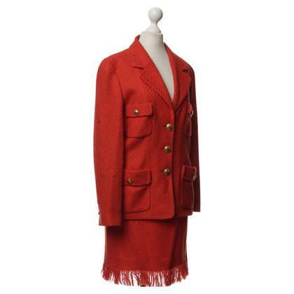 Rena Lange Costume in bouclé