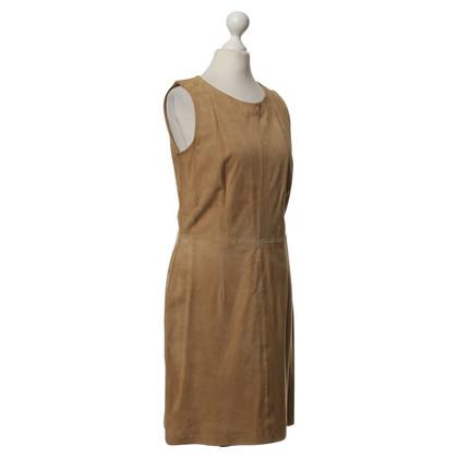 Alberta Ferretti Dress in suede