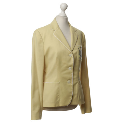 Ralph Lauren Blazer in giallo