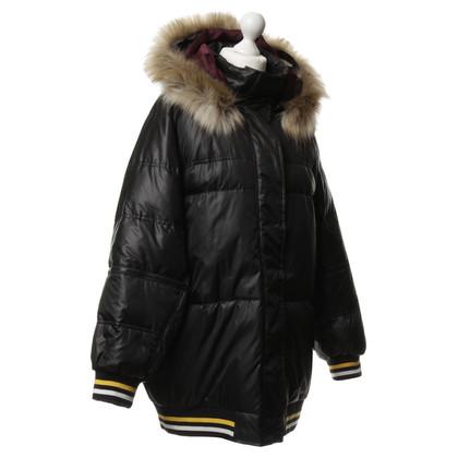 DKNY Cara Delevigne winter jacket