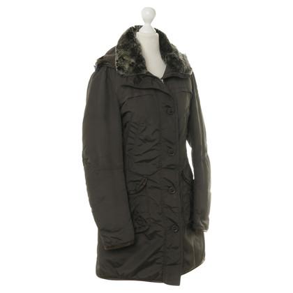 Peuterey Beneden coat in Brown
