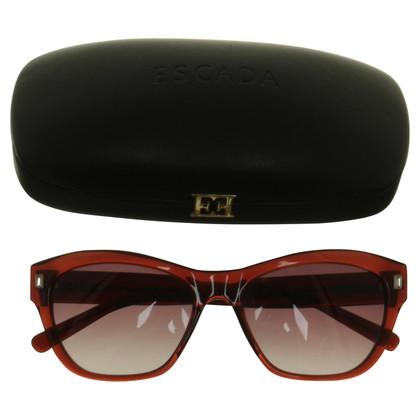 Escada Zonnebrillen in het rood