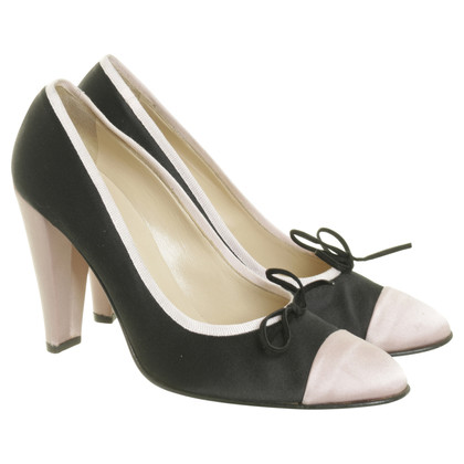 Blumarine Tweekleurig pumps