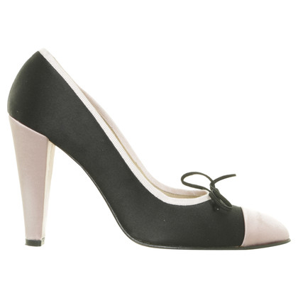 Blumarine Two-Tone Pumps