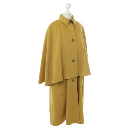 Hermès Coat with Cape