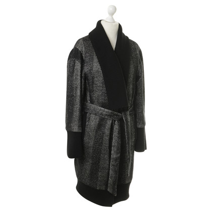 Donna Karan Coat with cashmere