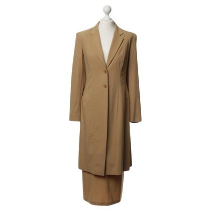 Donna Karan Costume camel