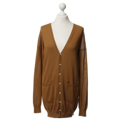 Dsquared2 Cardigan in Cognac