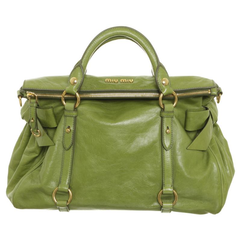 Miu Miu Bag Green