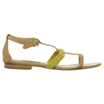 Carven Sandalen in Nude