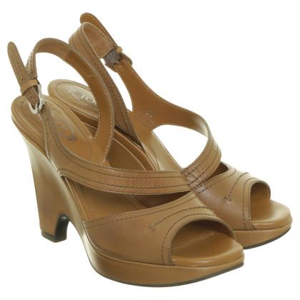 Tod's Sandals in Cognac