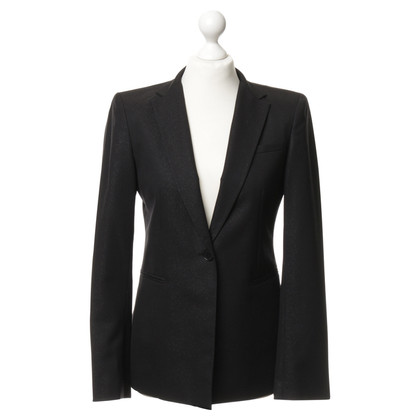 Donna Karan Blazer in black with metallic threads