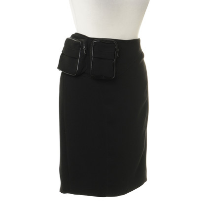 Jean Paul Gaultier skirt with pockets