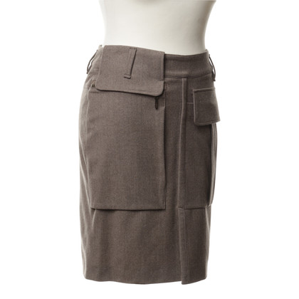 Brunello Cucinelli skirt with wool