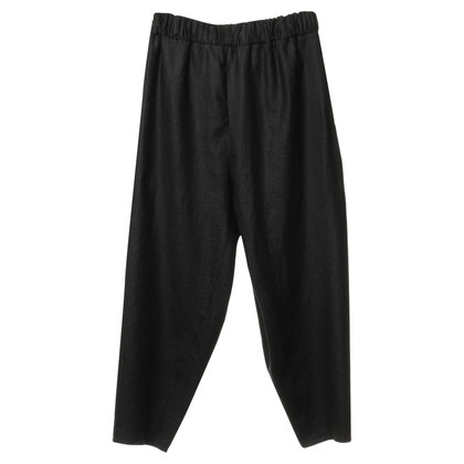Acne Harem pants in anthracite