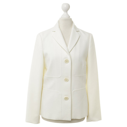 Moschino Blazer in cream