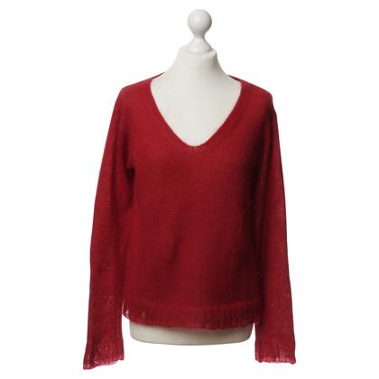 Prada Sweater in red