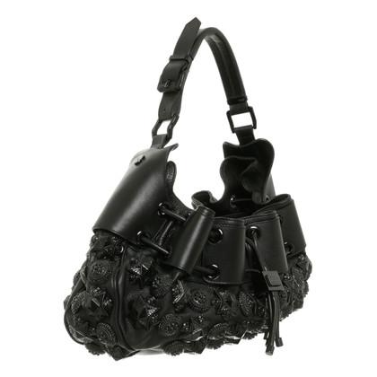 Burberry Handbag with studs trim