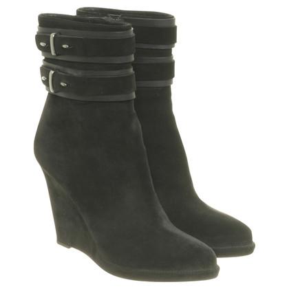 Givenchy Enkel laarzen met wig hiel