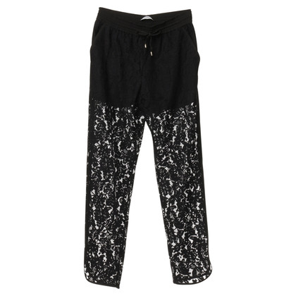 Max & Co Pants with lace