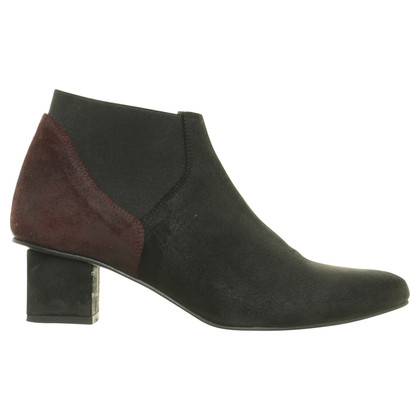 Wood Wood Ankle Boots aus Wildleder
