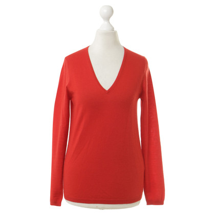 Longchamp Pullover in Rot