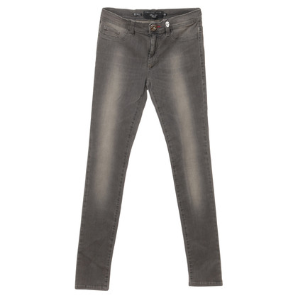 Philipp Plein Jeggings grigio