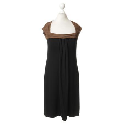 Rena Lange Kleid mit Falten-Drapé