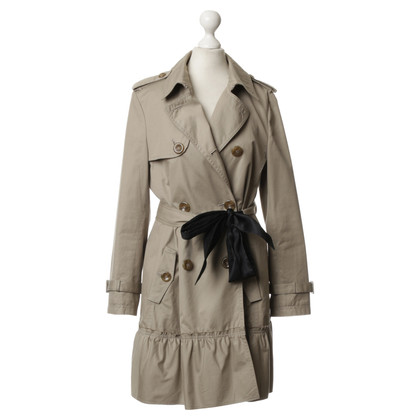 Red Valentino Trench coat in colori naturali
