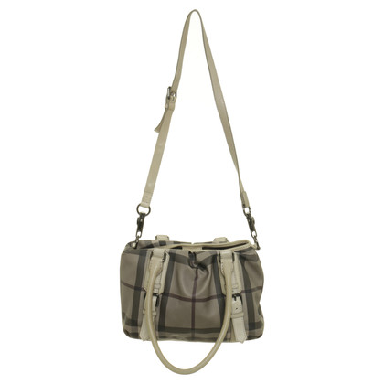 Burberry Handbag in the check design